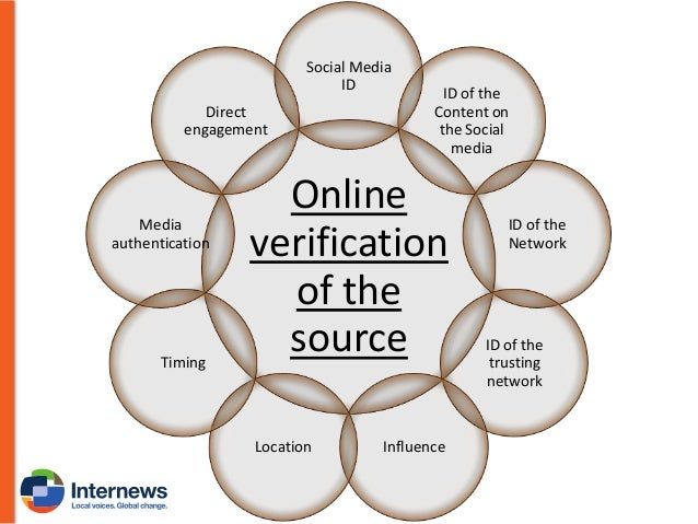 The Social media ID  When getting an information from a social media source the first thing that we need to look at is the...
