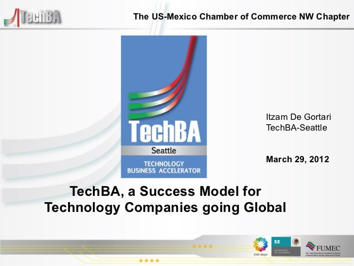 The US-Mexico Chamber of Commerce NW Chapter                                      Itzam De Gortari                        ...