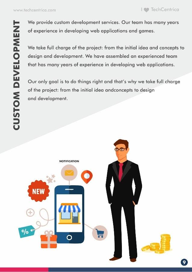 TechCentrica - Digital Marketing Agency in Noida