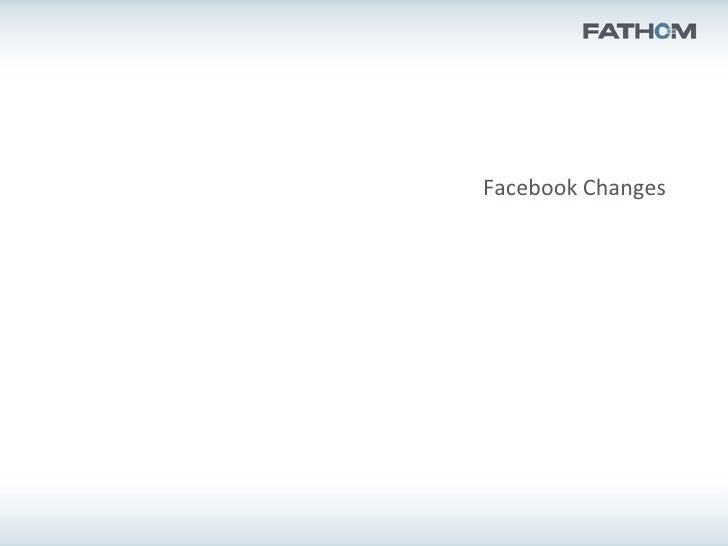 Facebook in 2011 In early 2011 Facebook pages got a makeover which included tabs  moving below the profile picture and th...