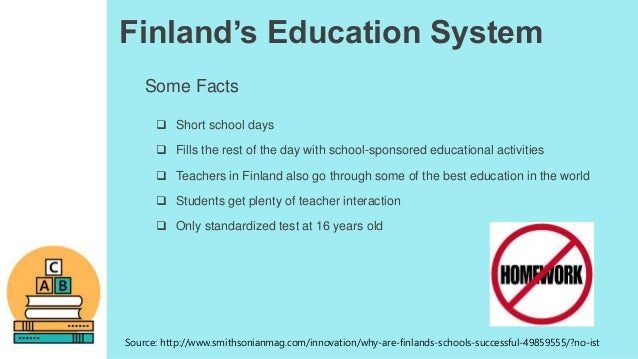 Education systems in the world