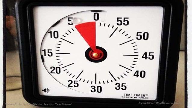 "@MeganGilhooly @AnneGrosvenor #LavaCon""Christian Stocker. 2013. Cool timebox clock. https://www.flickr.com"""