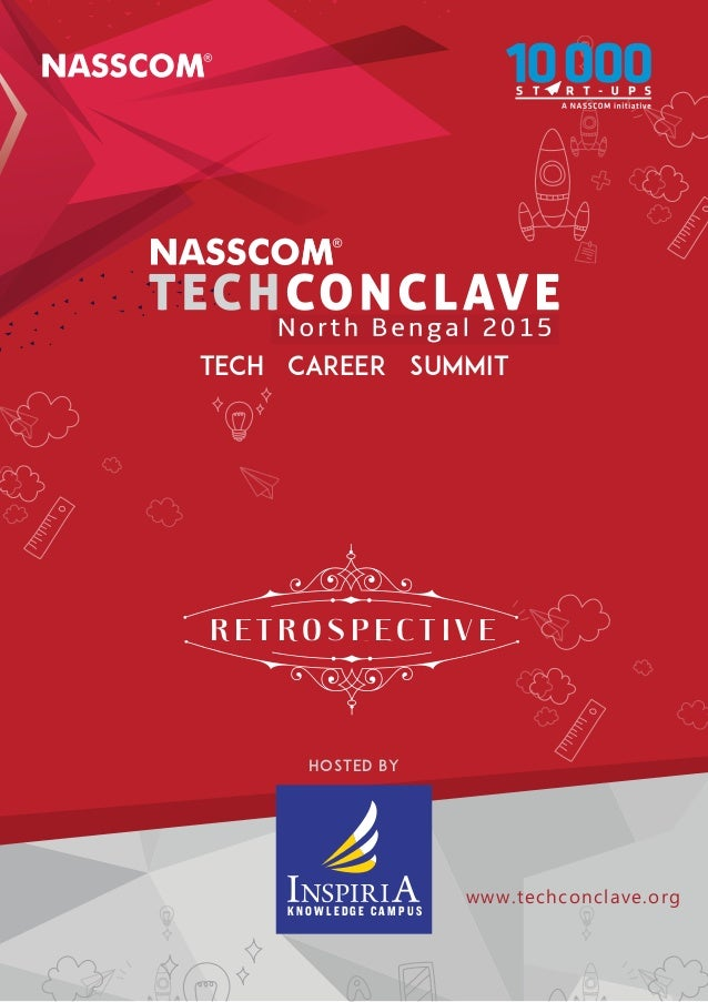tech Career Summit hosted by www.techconclave.org R E T R O S P E C T I V E RETROSPECTIVE K N O W L E D G E C A M P U S