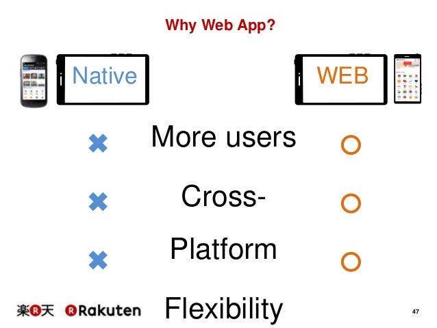 [RakutenTechConf2013] [E-2] HTML5 in Rakuten