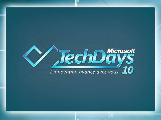 22 Laboratoires de tests avec la virtualisation Lundi 8 Février 2010 Vincent Labatut Consultant - Formateur Winwise Guilla...
