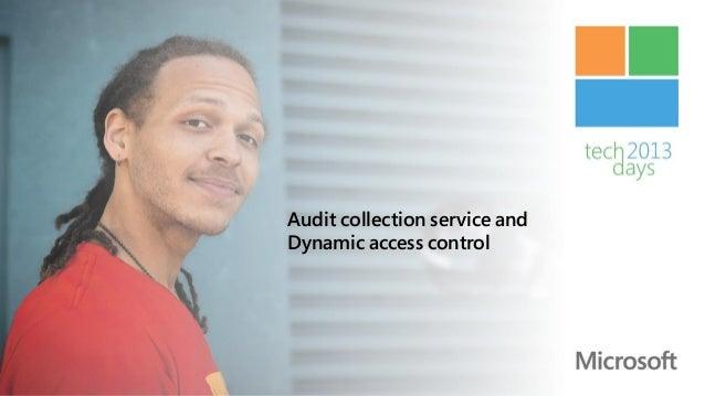 Dynamic Access Control: In a nutshell