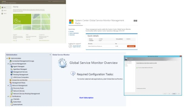Monitoring your Hybrid datacenter