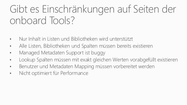 Migration und administration von office 365 - Office de migration internationale ...