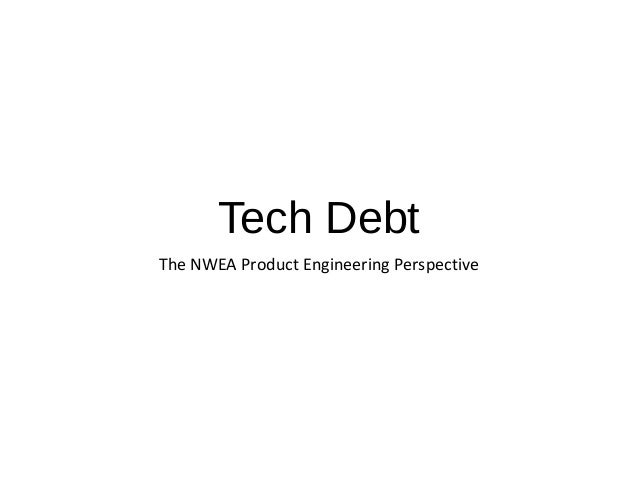 Effective And Useful Strategies To Deal With Tech Debt