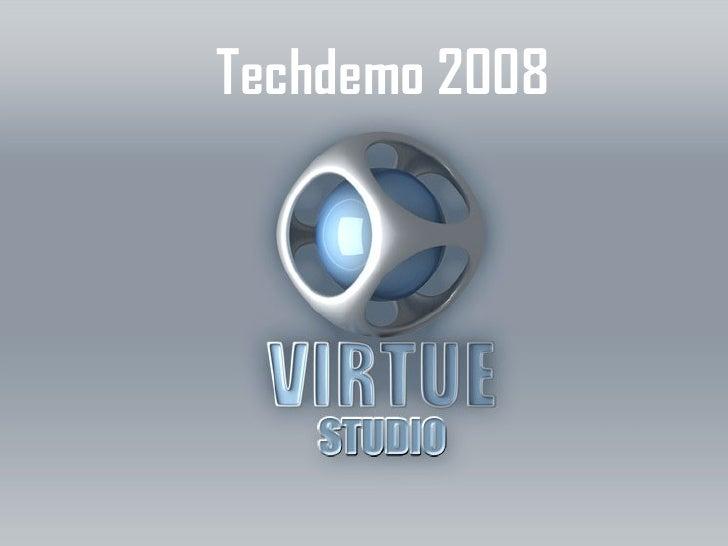 Techdemo 2008