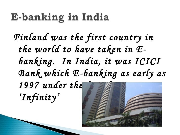 Tech Developments In Banking Sector