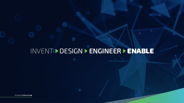 Techedge Culture Code INVENT DESIGN ENGINEER ENABLE