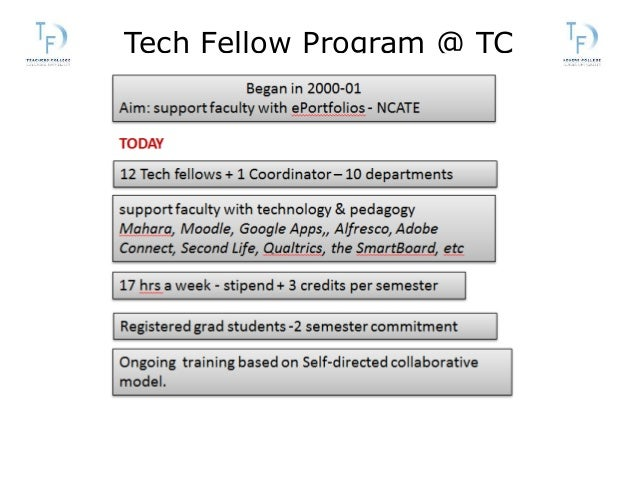 Tech Fellow Program @ TC