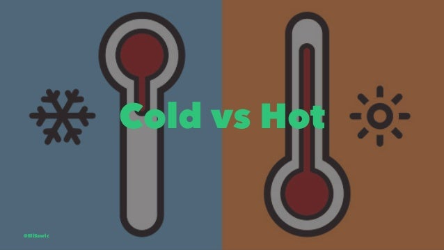 Cold vs Hot @EliSawic