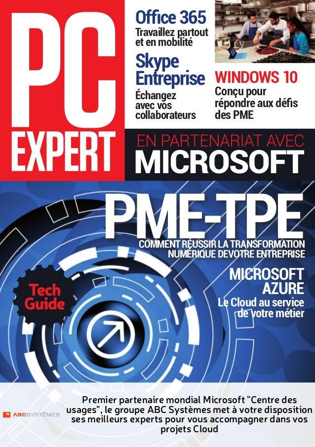 Travaillez Plus Efficacement Avec Microsoft Office 365