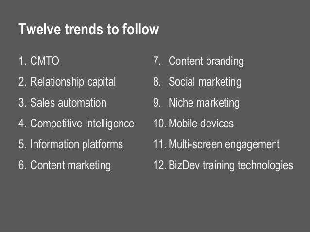 The technology horizon: Trends for legal sales & service Slide 2