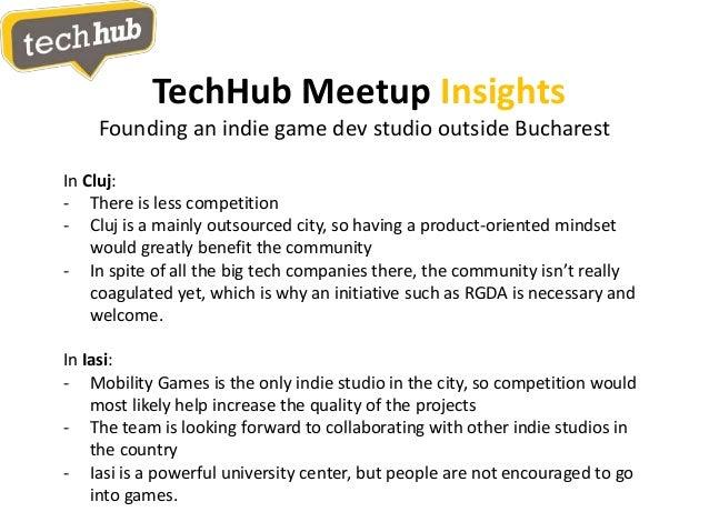 TechHub Meetup: Developing free-to-play games