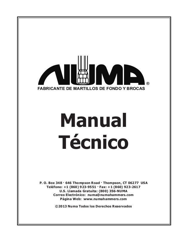 Manual Aire Reverso Numa, práctico y fácil para entender