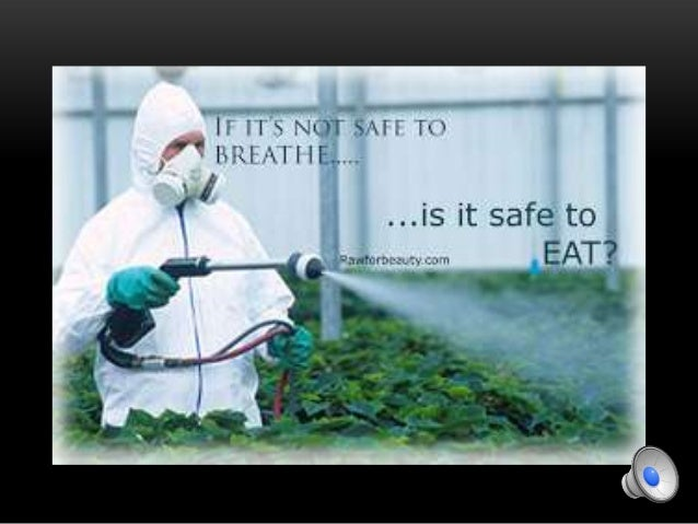 Technology Will Destroy Our Planet By: Nicole Marson PESTICIDES