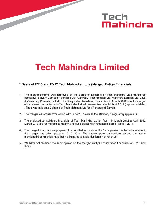 Tech Mahindra developing smart charging system for EVs