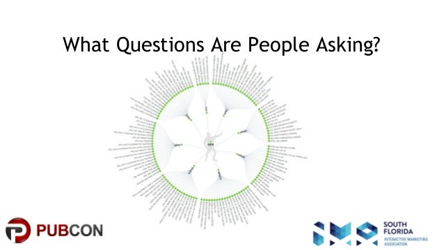 #pubcon What Questions Are People Asking?