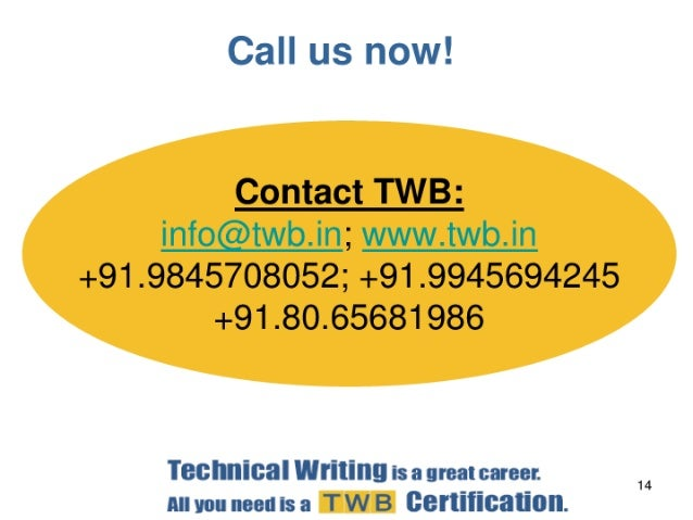 technical writing course bangalore At triumph india, we work with corporates and individuals, to groom novice as well as advanced writers by providing courses that range from basic technical writing training to advanced specialized training in specific authoring and publishing tools.