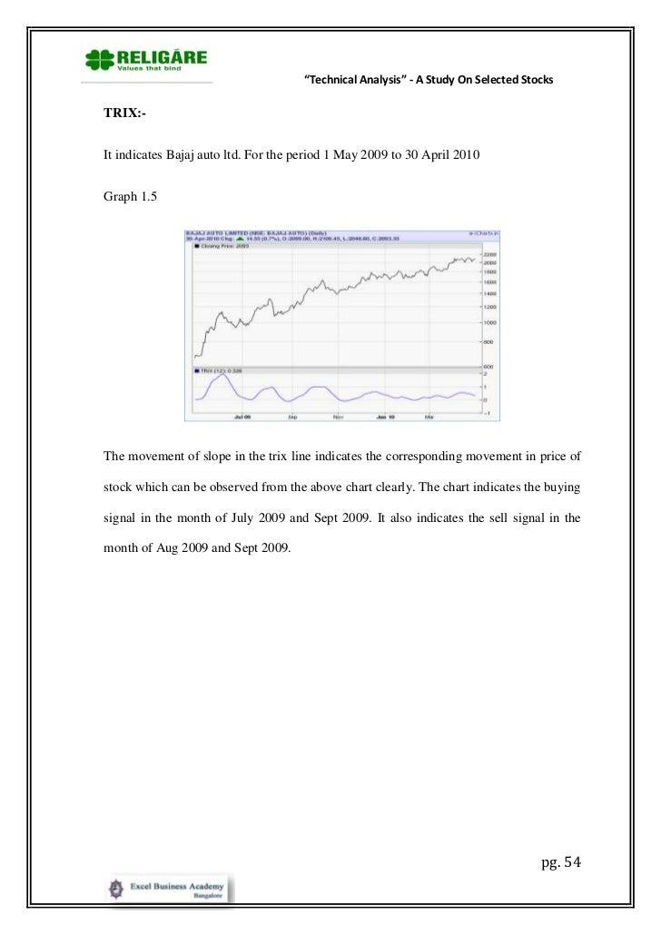 stock analysis report template
