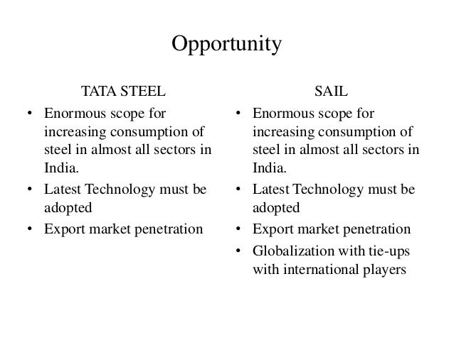 financial analysis of sail and tata Tata steel news, tata steel latest news, results, updates and analysis on ndtv profit tata steel live bse, nse charts, historical charts, f&o quote, stock quote of tata steel, tata steel news, videos, stock market reports, capitalisation, financial report, volume, market performance, company results information, balance sheet and tata.