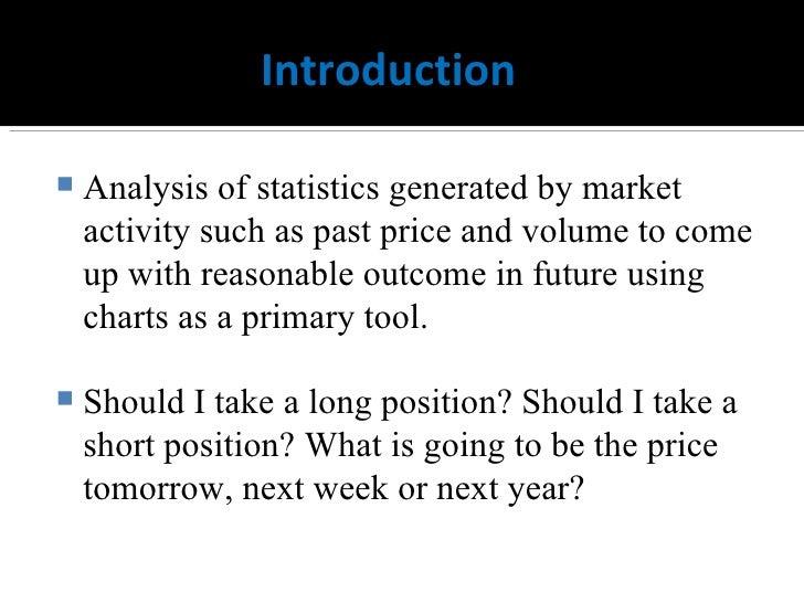 technical analysis of stocks pdf