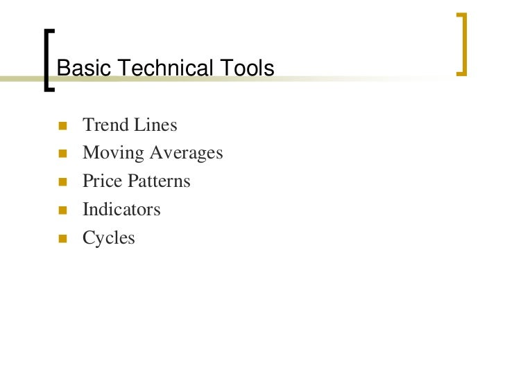 technical analysis of stock trends 8th edition