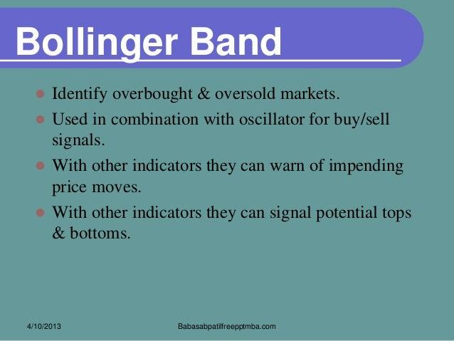 Bollinger bands mba