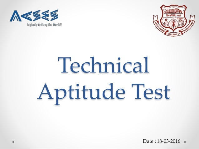 Technical aptitude test 2 CSE
