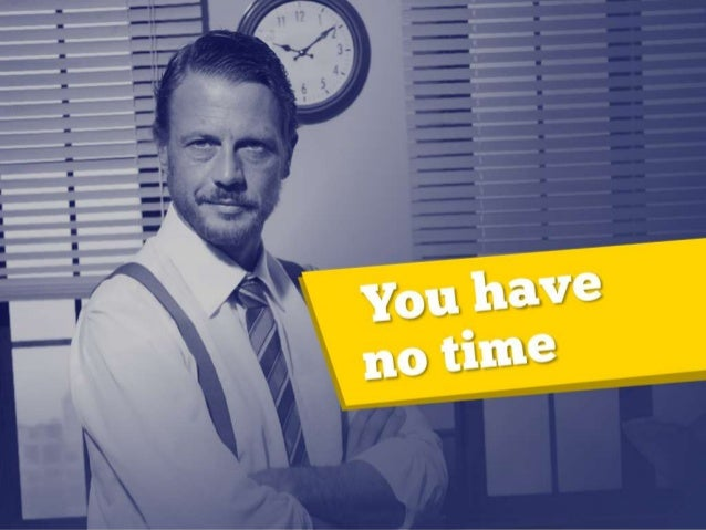 Don´t have time for all of them