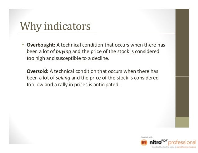 technical indicators leading and lagging pdf