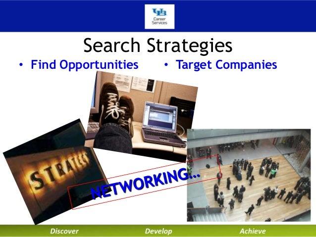 Technical Job And Internship Search Fall2013