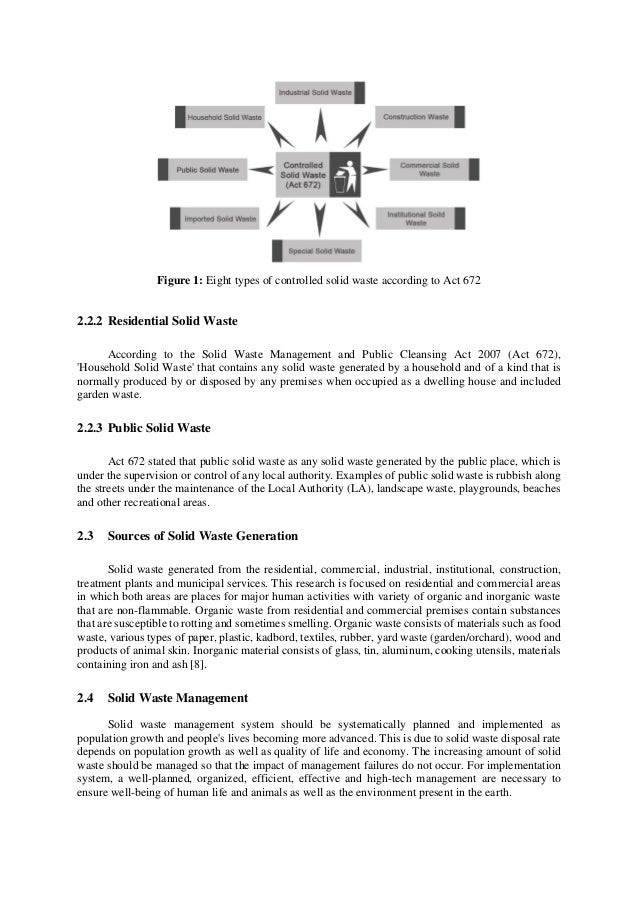 record management system for solid waste management essay The last waste management system is recycling recycling consists of processing used or abandoned materials for use in creating new products this method was created to address issues created from the other two forms of waste management and has a positive impact on the environment.