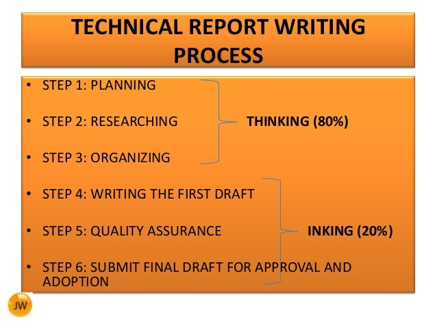 how to write technical report pdf Electrical engineering department report formats technical reports are written for two different were used to complete the project and write the report.
