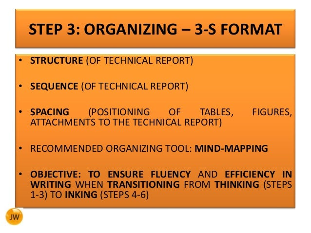 Technical report writing – best practice writing principles