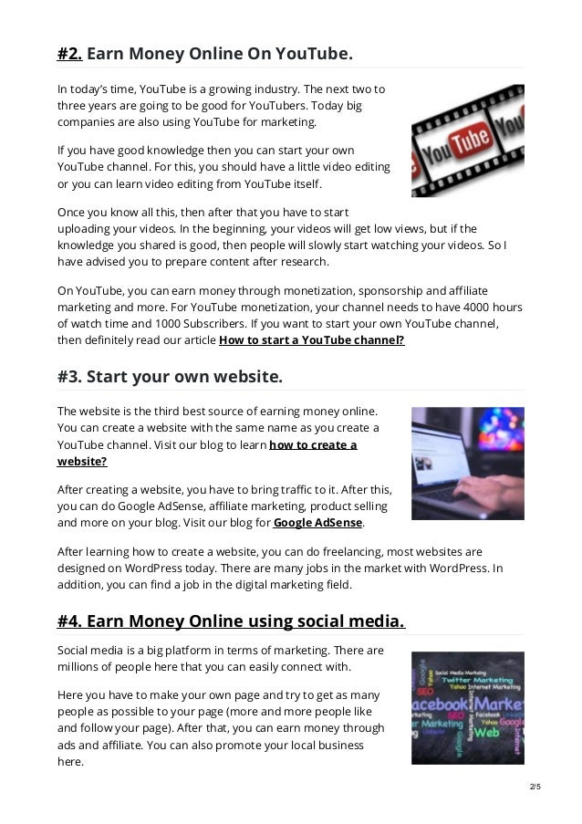How to earn money online video editing for beginners