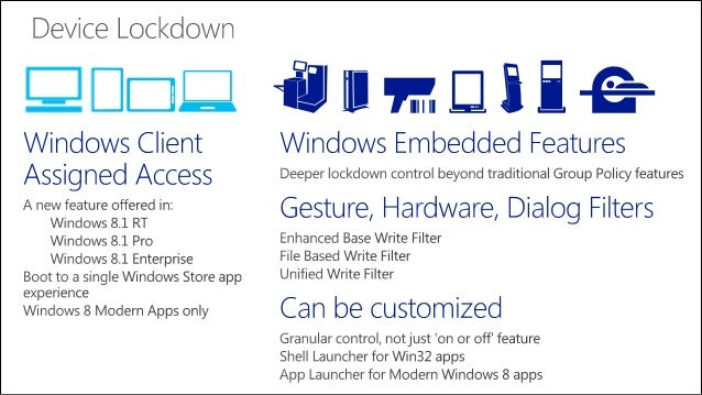 Microsoft Technical Webinar - New devices for Windows 8 and Windows P…