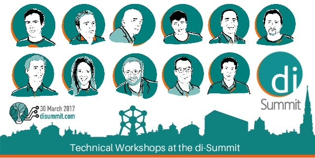 Technical Workshops at the di-Summit