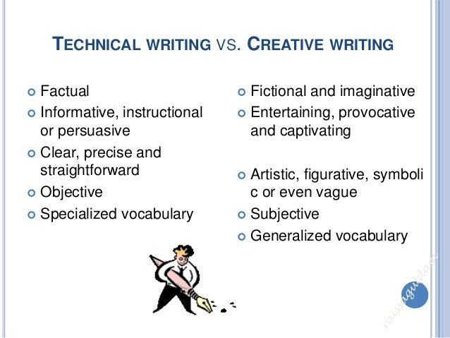 uses of technical writing