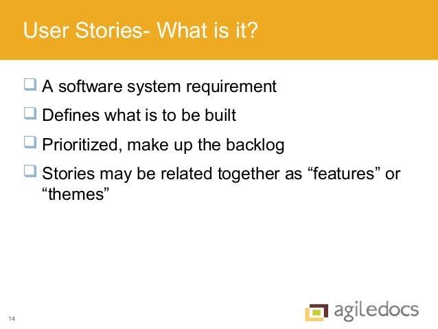 Technical writing agile development life