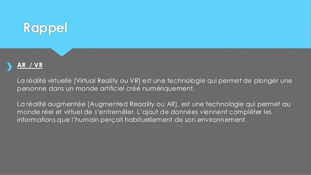 Réalité augmentée : démo d'un Proof of Concept développé par le MIC Mons et Technifutur pour améliorer la formation à l'utilisation de cabines à Hautes Tensions Slide 2