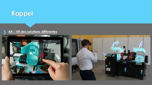 Réalité augmentée : démo d'un Proof of Concept développé par le MIC Mons et Technifutur pour améliorer la formation à l'utilisation de cabines à Hautes Tensions Slide 3
