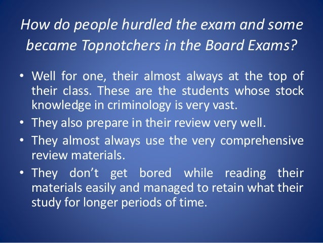 criminology board exam reviewer pdf 2017