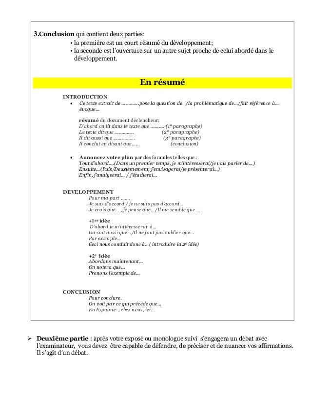 comment faire pour l u0026 39 oral delf b2