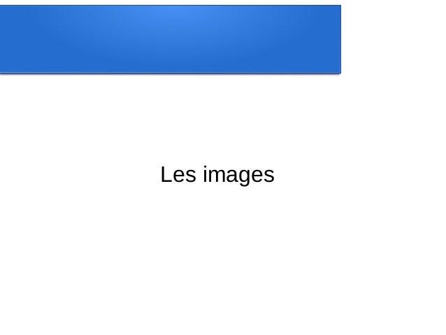 Les images