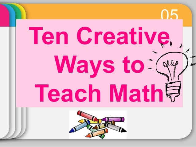 methodstools and techniques for teaching algebra Four principles of deeply effective math teaching  knowing a few math tools inside out is more beneficial than a mindless dashing to find the newest activity to .