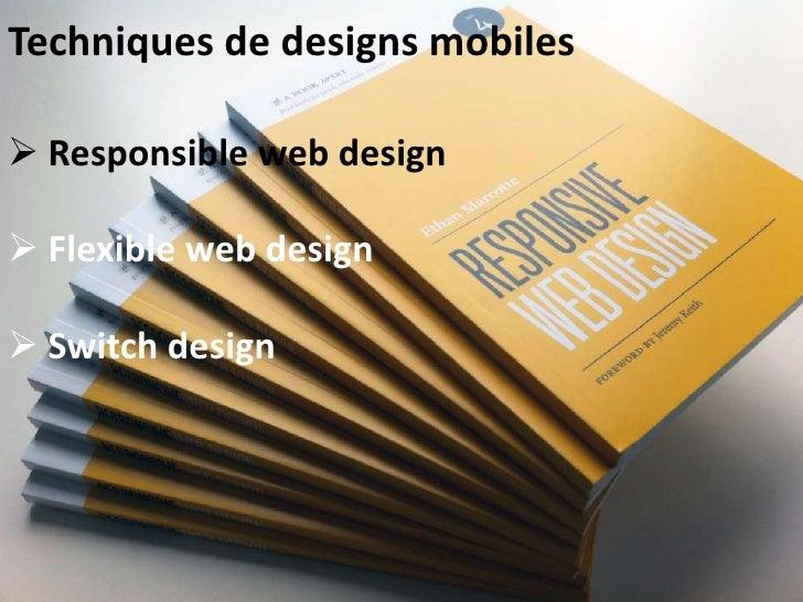 Techniques de web design